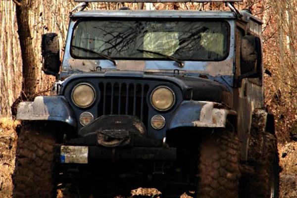 Jeep Trilha e cia ecoturismo